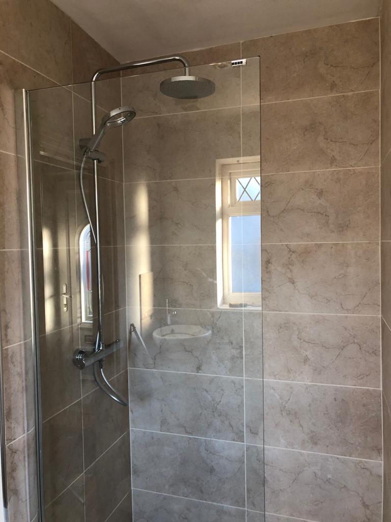 bathrooms, shower